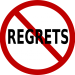 Forget the Regret!